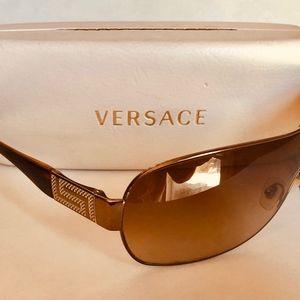 VERSACE Sunglasses MOD 2096 100103 • Gunmetal Bown